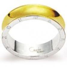 Snubní prsteny - chirurgická ocel