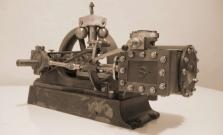 Výroba a renovace parních strojů