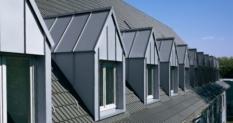 Architektonické detaily striech