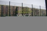 Oplocení sportovního hřiště