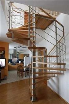 Atypická schodiště