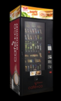 Nápojové a svačinové automaty