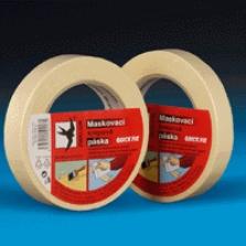 Maskovací a těsnící pásky