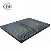 Váhy podlahové plošinové