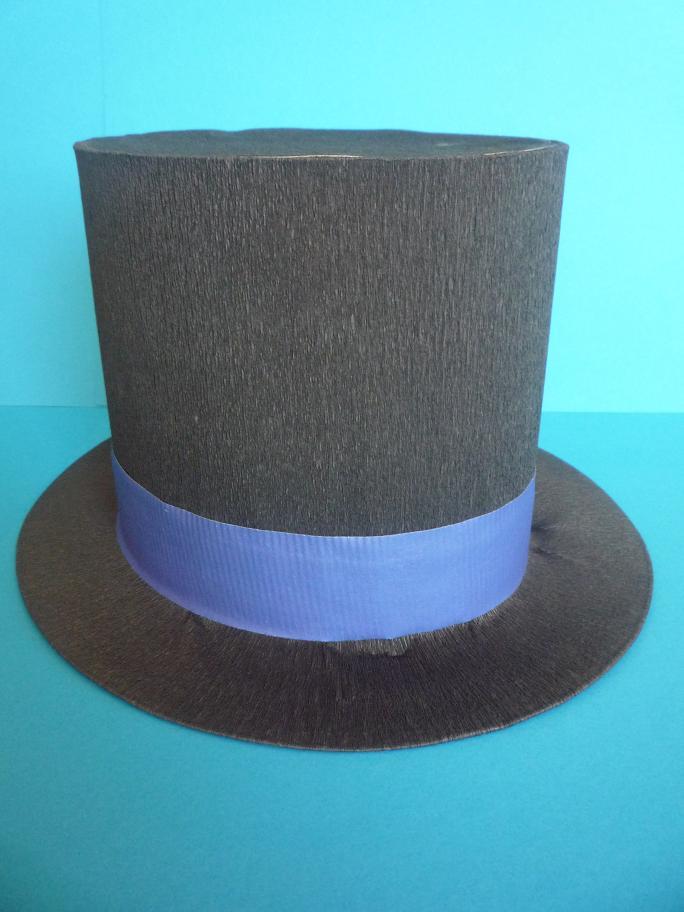 papírový klobouk - cylindr • Nabídka • Hledat.cz