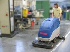 Speciální čistící práce
