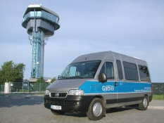 Prepravné služby - FIAT DUCATO MINIBUS pre 15 cestujúcich + vodič