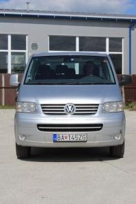 Prepravné služby - VW CARAVELLE pre 8 cestujúcich + vodič