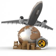 Letecká expresní přeprava dokumentů
