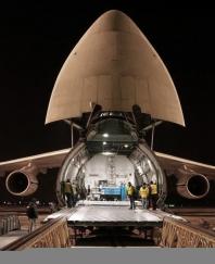 Letecká přeprava zásilek cargo