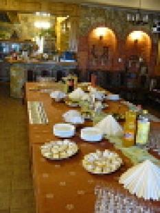 Reštaurácia penziónu Vintop Karkó