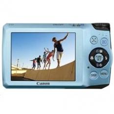 Fotoaparát Canon PowerShot A3200 IS 14.1 MPix, 4x zoom - modrý