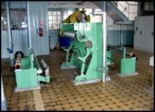 Výroba, opravy, servis papírenských strojů