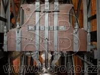 BOROKO Třmeny a upevňovací prvky