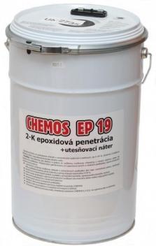 Epoxidová penetrace Chemos EP 19