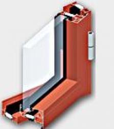 Hliníkové okná TM74 1.0