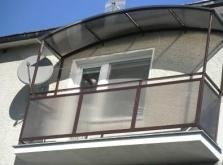Rekonštrukcia balkónov a lodžií
