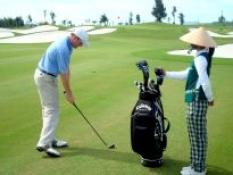 Golf ve Vietnamu