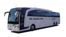 Autobusová preprava – zájazdová zahraničná