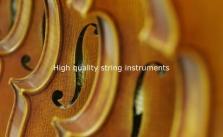 Oprava hudobných nástrojov a sláčikov