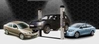 Prodej vozidel a náhradní nové i použité díly, které jsou skladem