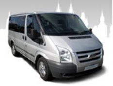 Doprava mikrobusem