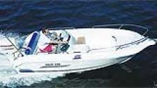 Galia - motorové lodě