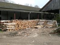 Prodej palivového a krbového dřeva
