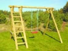 Dětský dřevěný ráj