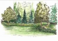 Projekce zahradních a parkových úprav