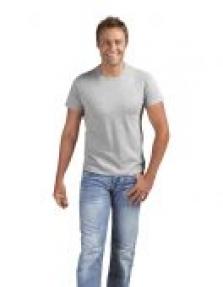 Pánská trička s výstřihem