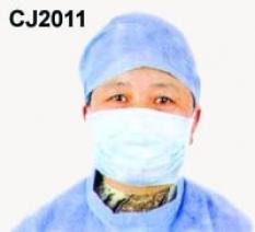 Lékařská pokrývka hlavy CJ 2011