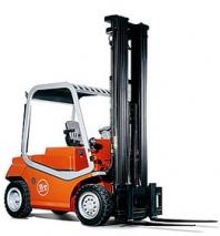 Servis elektrických vysokozdvižných vozíkov