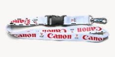 Reklamní lanyardy Canon