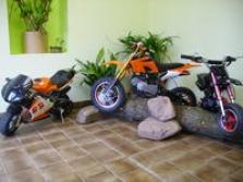 Krosový motocykl pro děti