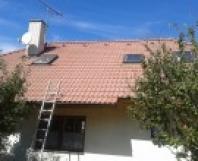 Nátěry a opravy střech