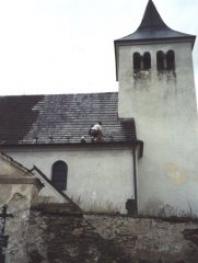 Nátěry a opravy fasád