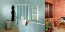 Plastové obklady interiér, exteriér