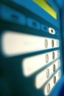 Elektronické zabezpečení objektů