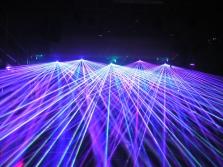 Laserové show