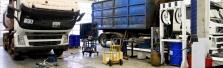 opravy nákladních vozidel