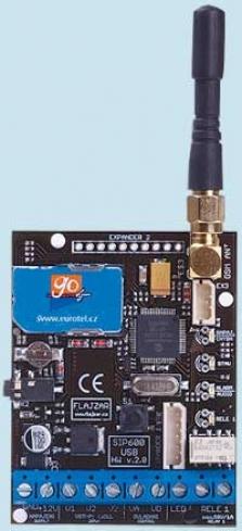 GSM komunikátor EASY EZS