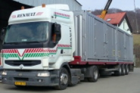 Přeprava kontejnerů