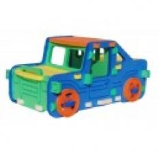 Pěnové 3D hračky