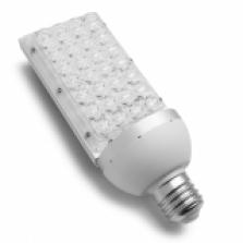 LED veřejné pouliční osvětlení
