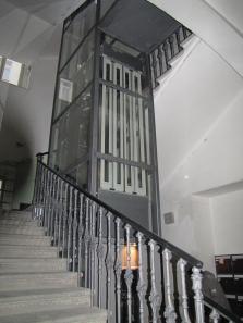 Velký výtah do malého prostoru?