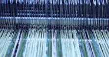 Příprava tkaní
