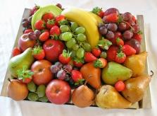 Ovocné mísy různého množství a složení