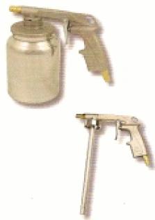 Stříkací a tryskací pistole