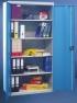 Kovové policové skříně, spisové skříně